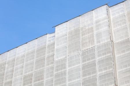 renovate old building facade: Old building renovation