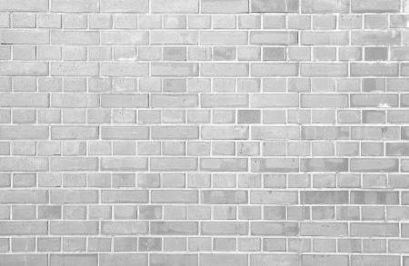 흰색 벽돌 벽 배경과 텍스처