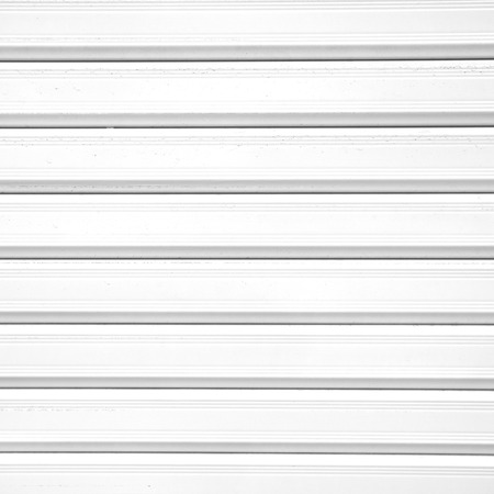 white Corrugated metal texture surface or galvanize steel background photo