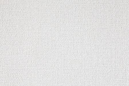 흰색 거친 캔버스 질감의 텍스처