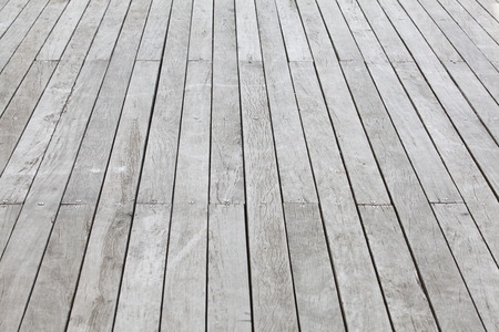 Outdoor Wood Planks Floor Background And Texture Photo