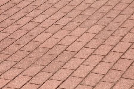 harmonic: harmonic outdoor concrete floor tiles background Stock Photo