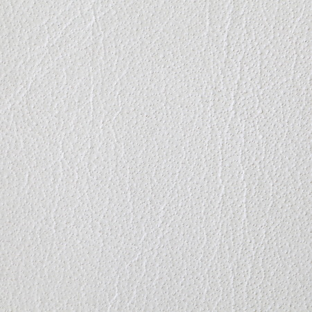 Close - up White leather background or texture photo