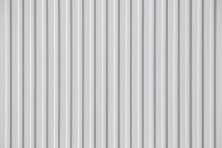 galvanize: white Corrugated metal texture surface or galvanize steel  Stock Photo