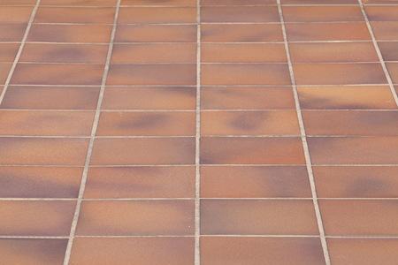 harmonic floor tiles background Stock Photo