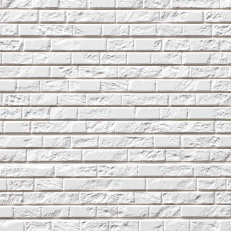 White concrete or cement modern tile wall background and texture photo