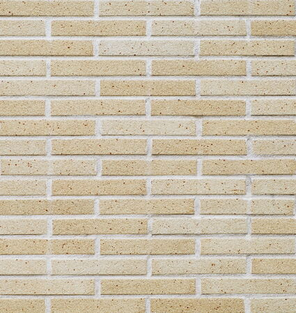 New brown brick wall texture and background 写真素材