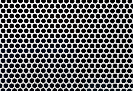 sliver: Texture and background of sliver metal screen mesh