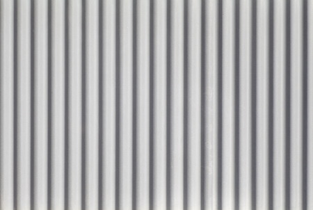 galvanize: white Corrugated metal texture surface or galvanize steel background