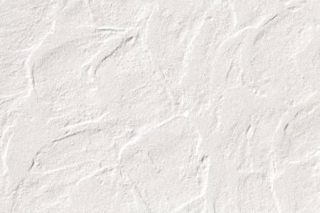 White concrete painted wall texture and background Stock Photo