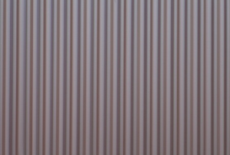 Black corrugated metal texture and background seamless photo