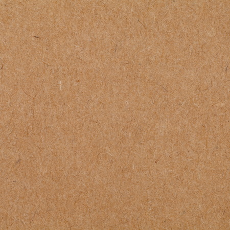 Close - up cardboard sheet of brown paper photo