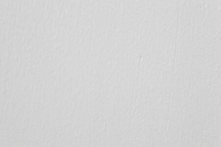 White concrete wall seamless background and texture photo