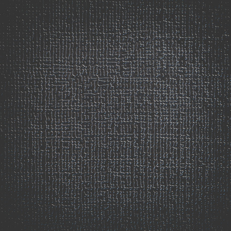 Black plastic material seamless background and texture photo