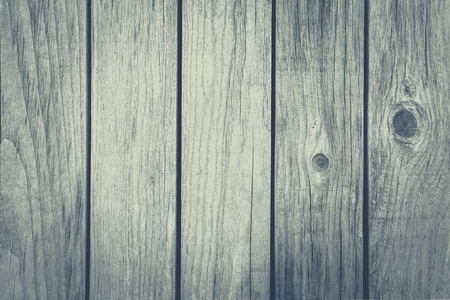 vintage white wood plank as texture and background photo