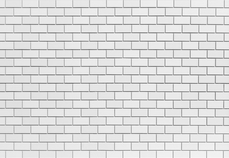 rockwall: White brick stone wall seamless background and texture