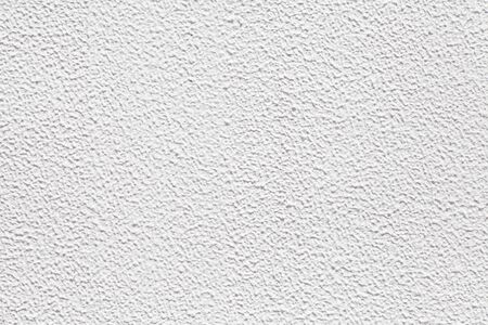 painted background: White concrete wall painted texture and background Stock Photo