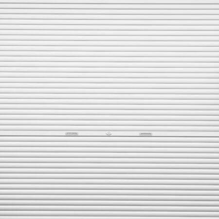 white garage door texture. White Metal Roller Door Shutter Background And Texture Stock Photo, Picture Royalty Free Image. Image 40762619. Garage