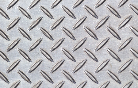 Pattern style of Steel floor background and texture photo