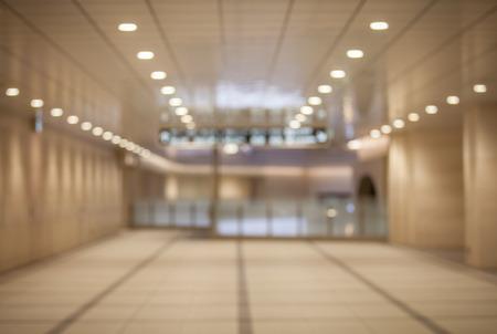 オフィス インテリア、浅い焦点深度の抽象的な背景は。