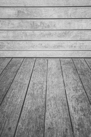 pisos de madera: Piso de madera y textura de la pared de madera y fondo