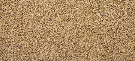 instant coffee: Close - up Granules of instant coffee as background