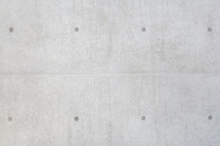 Modern concrete building wall seamless background and texture