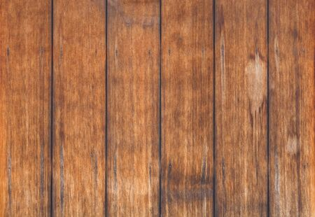 Old brown wood fence texture and seamless background
