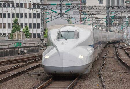 highspeed: The Shinkansen bullet train network of high-speed railway lines in Japan