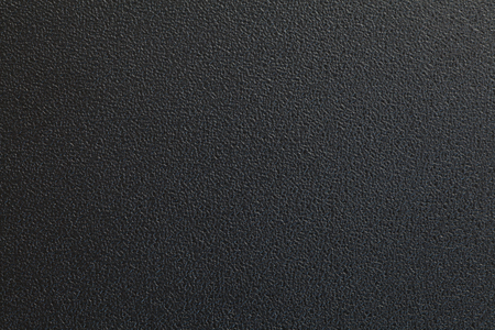 Black plastic material seamless background and texture