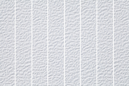 lines background: White metal plate wall texture and background seamless
