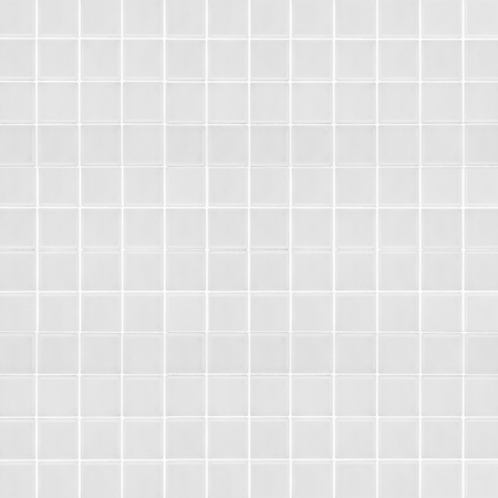 grid pattern: White glass block wall texture and background Stock Photo