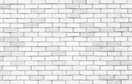 Weiße Mauer Textur und nahtlose Hintergrund Standard-Bild - 46780256