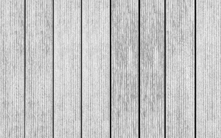white wood floor: Vintage white wood floor texture and seamless background