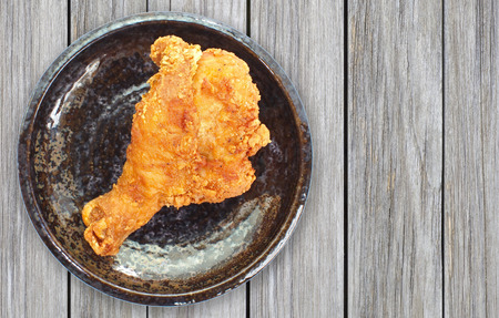 pollo frito: Crispy fried chicken lag or Fried Chicken Drumstick