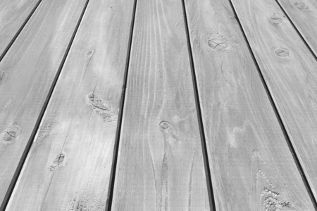 white wood floor: Natural outdoor white wood floor background and texture