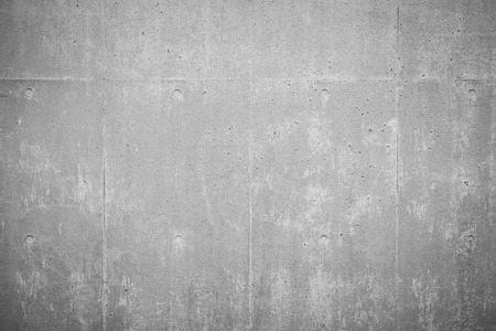 Cement of betonnen muur textuur en achtergrond Stockfoto