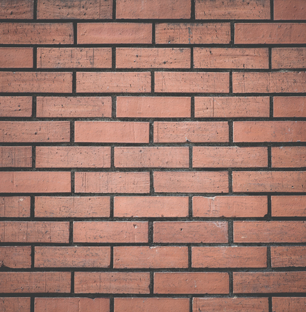 stone wall: Red brick stone wall seamless background and texture