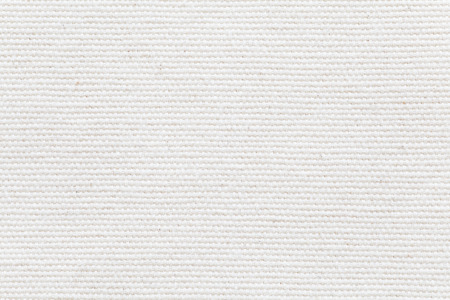 canvas texture: Detail of White fabric texture and seamless background