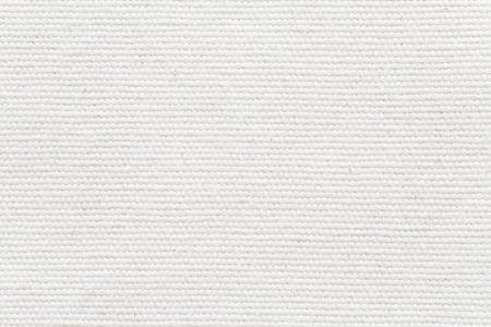 Detail van de witte stof textuur en naadloze achtergrond
