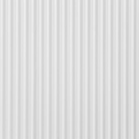 Weiß Wellblech Hintergrund und Textur Oberfläche Standard-Bild - 50517147