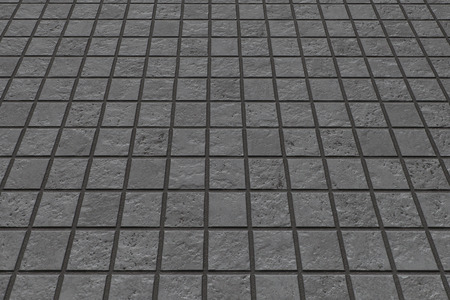stone floor: Black stone floor texture and seamless background