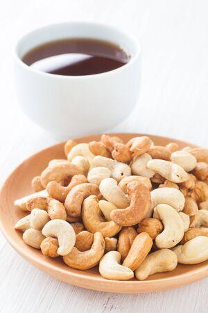 cashew tree: Cashew nuts