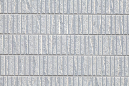 brick house: White modern concrete wall texture and background