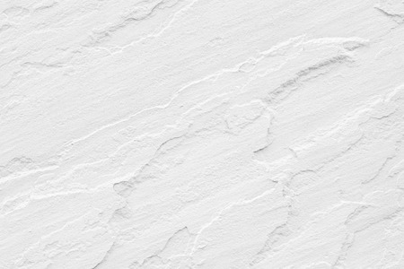 Texture and Seamless background of white granite stone Stock Photo