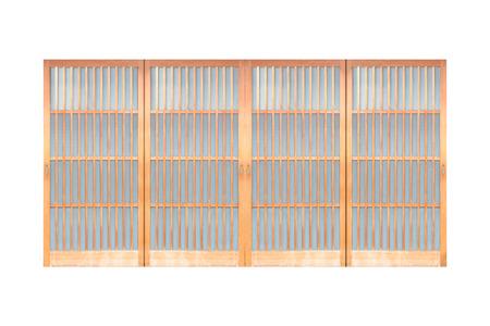 room door: Shoji , Japanese slide open door , window or room divider