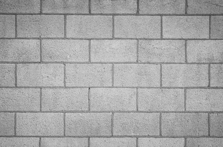 콘크리트 블록 벽 원활한 배경과 텍스처 스톡 콘텐츠 - 52451537