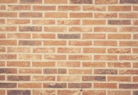 갈색 돌 벽돌 벽 질감과 배경 원활한