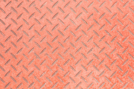 diamond plate: Red diamond plate texture and background seamless