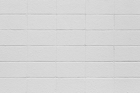 Concrete block wall seamless background and texture 版權商用圖片 - 55748281